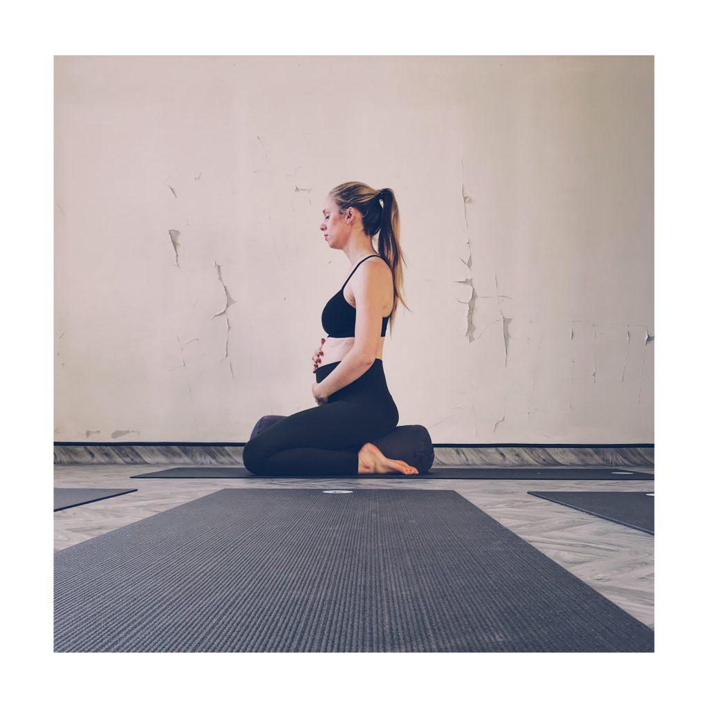 Pregnancy yoga – The Wellbeing Warrior