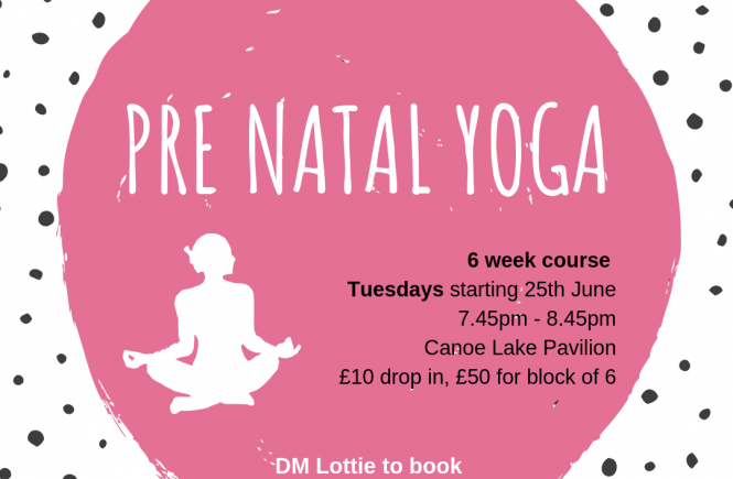 pregnancy yoga portsmouth